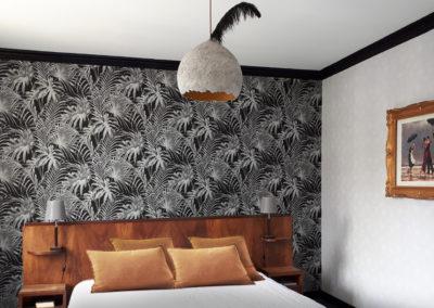 chambre-papier-peint-vegetal
